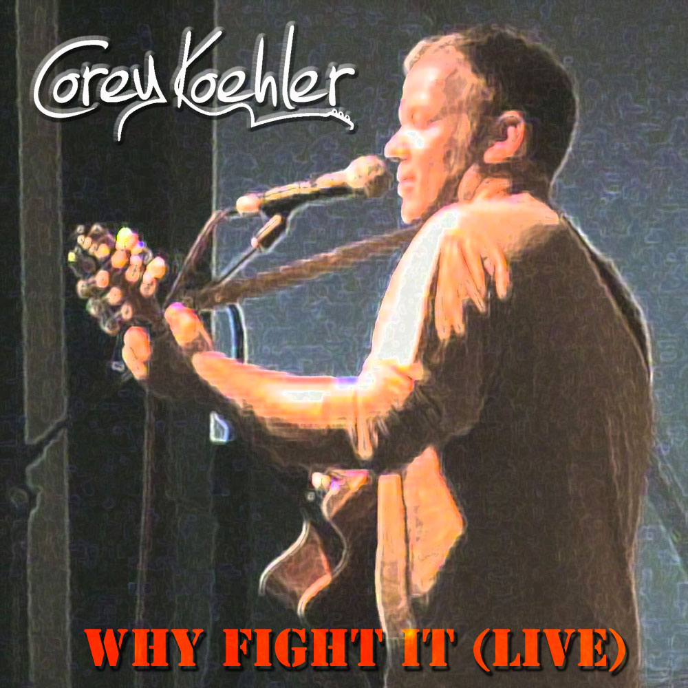 New Music: Why Fight It? (Live)