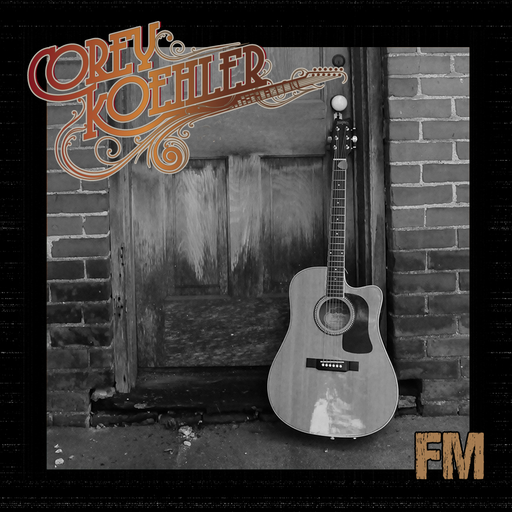 New Album Release From Corey Koehler