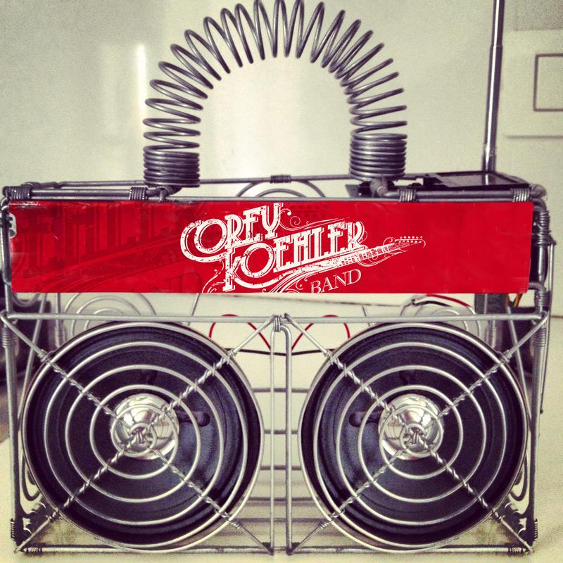 """Radio Show Style Tour of Corey Koehler's """"FM"""" Album"""